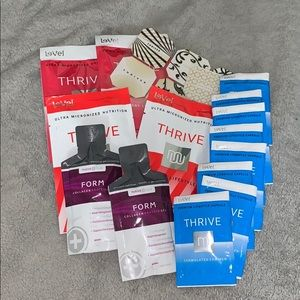8 day sample of men's thrive